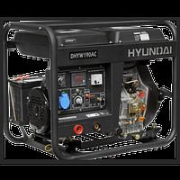 Однофазный сварочный дизельный генератор HYUNDAI DHYW 190AC (2,5 кВт)