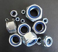 Гайка М33 DIN 985 класс прочности 10.0, фото 1
