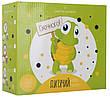 Комплект детский  Жирафы LADYBIRD 3 предмета, фото 2