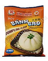 Мука пшеничная для китайских паровых булочок Banh Bao VINH THUAN 400 г, фото 1