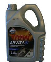 Масло трансмиссионное Fuchs Titan ATF 7134 4л для Акпп 600865696