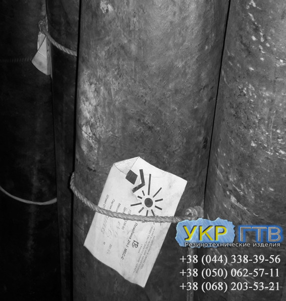 Техпластина МБС 12 мм