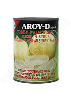 Плоды пальмы в сиропе Aroy-D 565 г