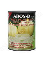 Плоды пальмы в сиропе Aroy-D 565 г, фото 1