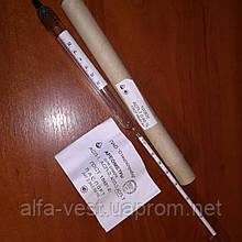 Ареометр для Спирту професійний АСП-Т (з термометром)