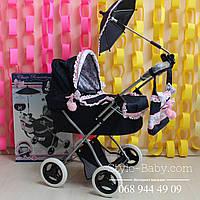 Игрушечная коляска для куклы. Детская прогулочная коляска.