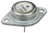 2Т825А транзистор PNP (30А 100В) 165W (ТО-3)