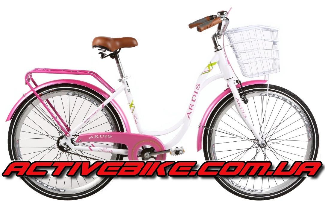 """Городской велосипед Ardis Berta 26""""."""