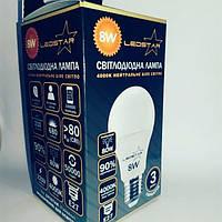 Светодиодная лампа LEDSTAR  8Вт Е27 3000К  
