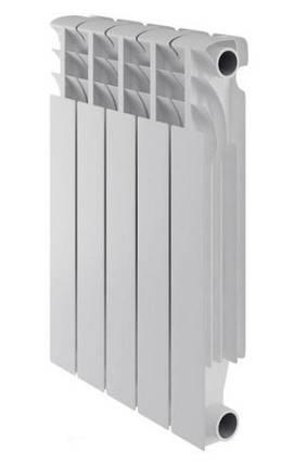 Радиатор алюминиевый Heat Line Titan 500/96, фото 2