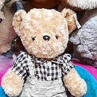 Мягкая игрушка Мишка TITU,в одежде, 75 см