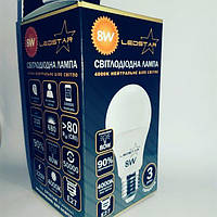 Светодиодная лампа LEDSTAR 8W E27 4000K