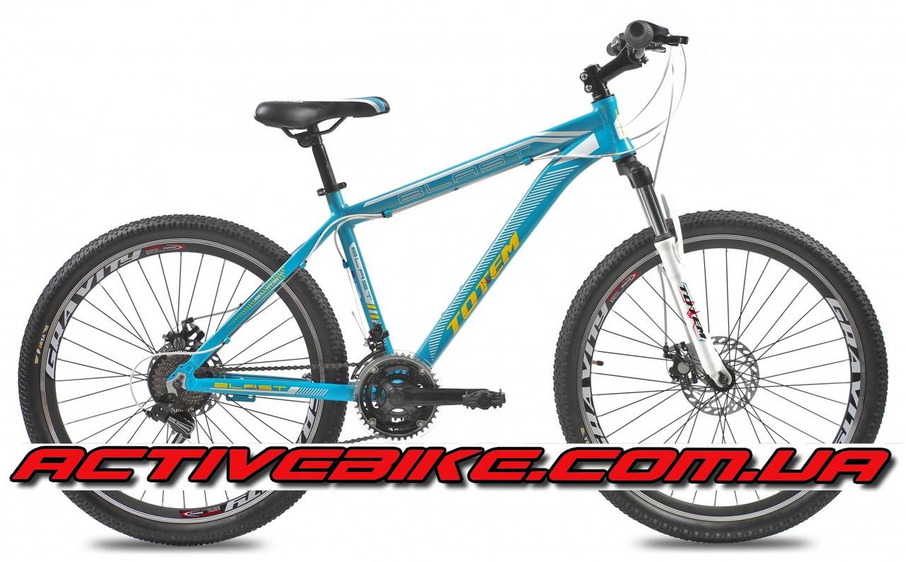 """Велосипед горный TOTEM BLAST AL 26""""."""