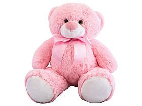 Медвежонок Пинки, 65 см, розовый