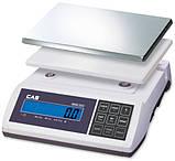 CAS ED-15H весы повышенной точности, фото 2