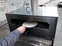Пицце-печь на хоспер, печь-гриль BQ-1