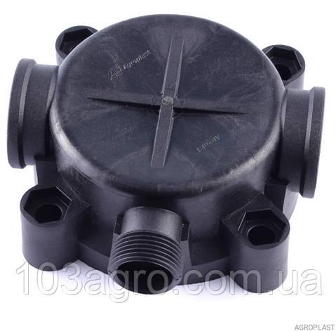 Колектор вихідний Agroplast Р-100, Р-100S, AP20KT, фото 2