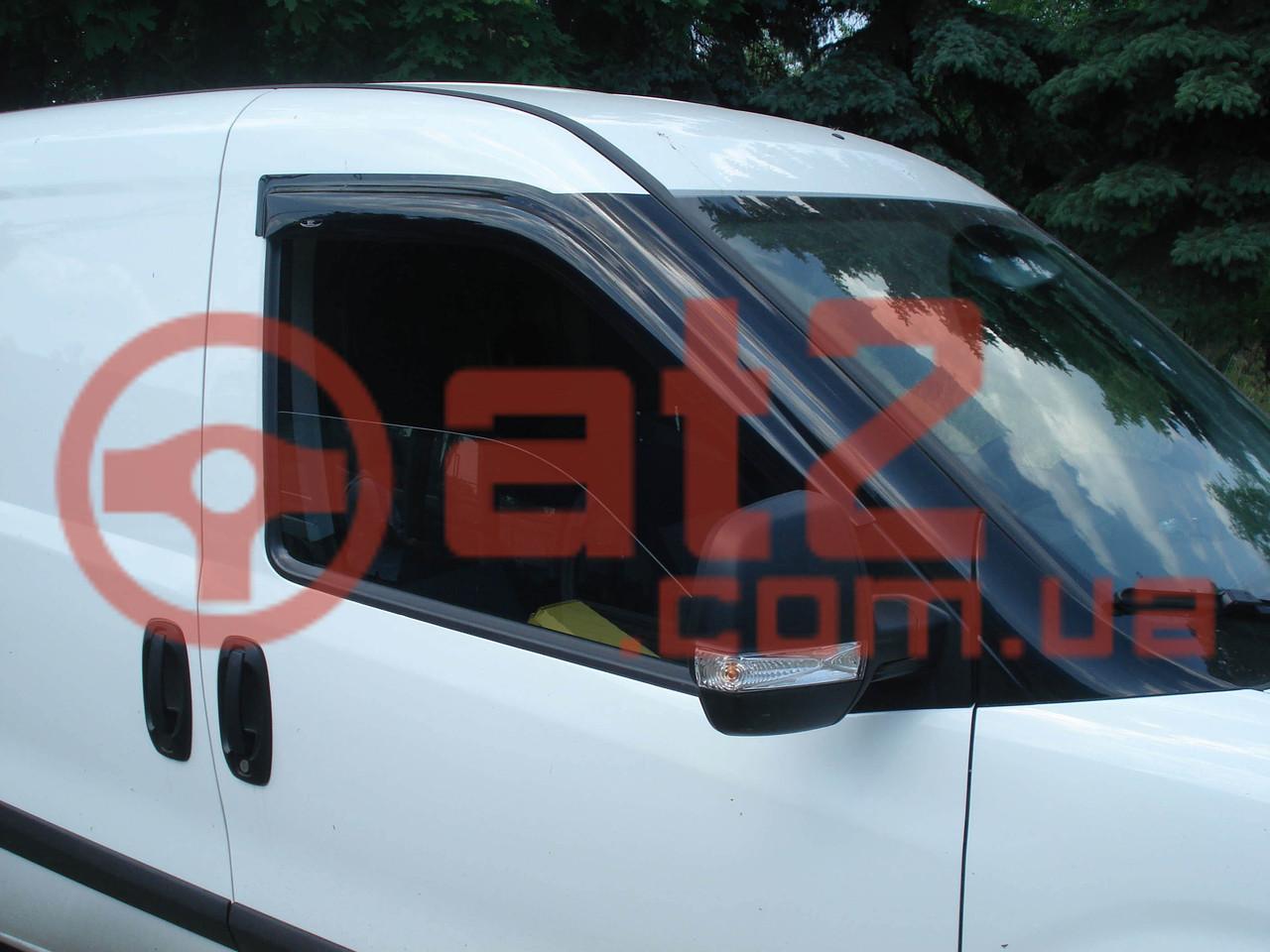 Fiat Doblo 2010 -> (вставные)