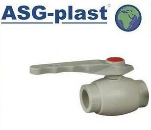 Краны ASG-plast