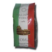 Кофе italiano vero roma (Итальяно веро рома) 1кг зерно