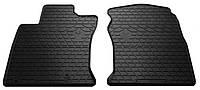 Резиновые передние коврики для Toyota Land Cruiser Prado III 120 2002-2009 (STINGRAY)