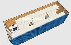 Вагончик под складское помещение (7 х 2.5 м.), фото 2