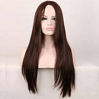 Парики без челки длинный ровные парик черный ровный черные парики