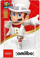 Amiibo Mario Wedding Super Mario Odyssey