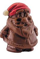 """Шоколадная фигурка """"Santa"""", молочный шоколад, 25 гр"""