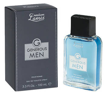 Generous MEN Creation Lamis