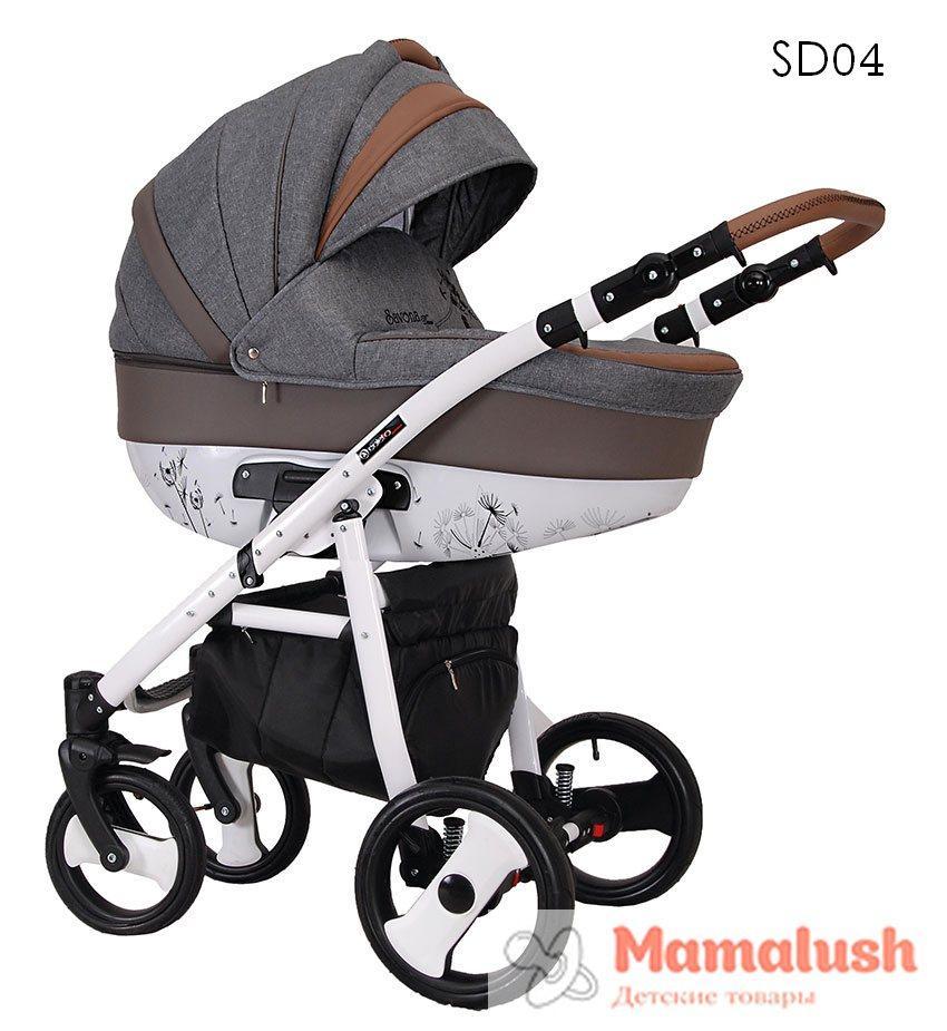 Детская коляска Coletto Savona Decor 2 в 1