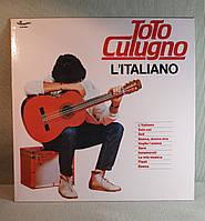 CD диск Toto Cutugno - L`italiano