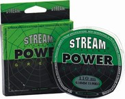 Шнур Stream Power Green 0.25mm 125m