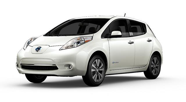 Nissan Leaf (ZE0 / AZE0 / ZE1) 2010-