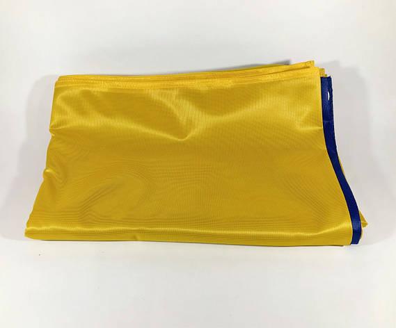 Флаг Украины (Флажная Сетка) - (1.7м*2.55м), фото 2