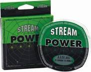 Шнур Stream Power Green 0,30mm 125m