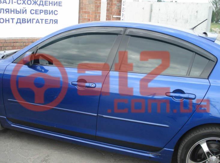 Mazda 3 (I) 2003-2009 HB