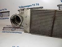 Радиатор интеркуллера VW Volkswagen Transporter t5 Фольксваген Т5 2010-2014