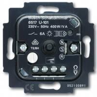 Механизм светорегулятора на два канала для установки вместо 2-х клавишного выключателя 6517 U-101