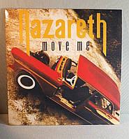 CD диск Nazareth - Move Me, фото 1