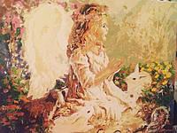 Картина «Ангелочек» холст