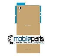 Задняя панель корпуса (крышка) для Sony E6603   E6653   E6683 Xperia Z5 (Золотая)