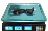 Весы торговые Crystal Domotec Wimpex 40 кг 6V