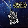 Кулон робот R2D2 Звездные войны (Star Wars)