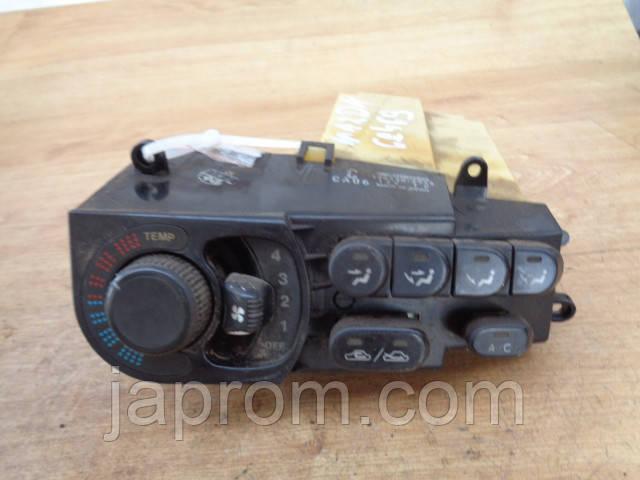 Блок управления печкой (отопителем) климат контролем Mazda Хedos 6 1992-1999
