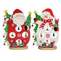 РождественскаявечеринкаДомашнееукрашениеСанта-КлаусСнеговик Настольные украшения Игрушки для детей Детский подарок