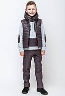 Теплый костюм-тройка для мальчика City