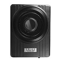 10 дюймов 12V 600W Black Ultra-Thin Under-Seat Авто Active Динамик сабвуфера