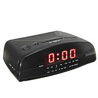VST-905 Красный LED Дисплей Цифровой AM/FM Радио Тревога Часы Функция отслежывателя зуммера