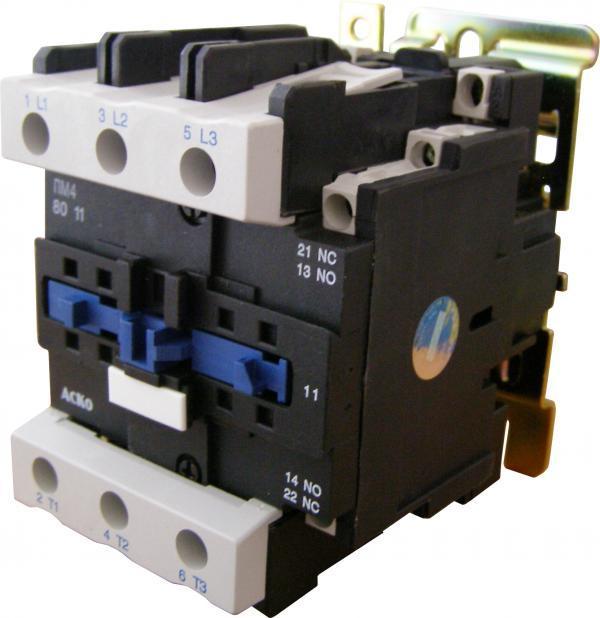 Пускатель АСКО-УКРЕМ ПМ 4-80 (LC1-D8011)